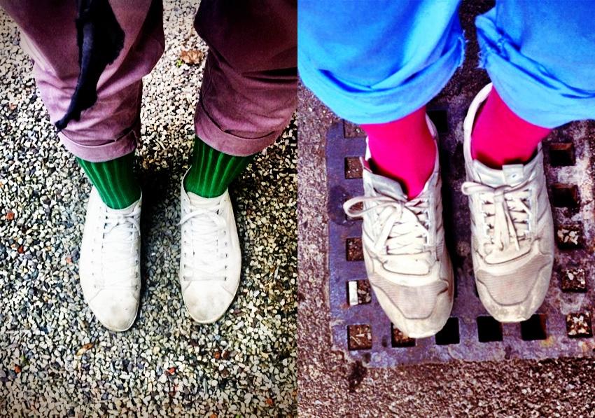 Die Qual der Sockenwahl