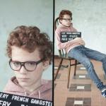 Very French Gangsters_Kampagne_2013_Brillen_Kinder_11