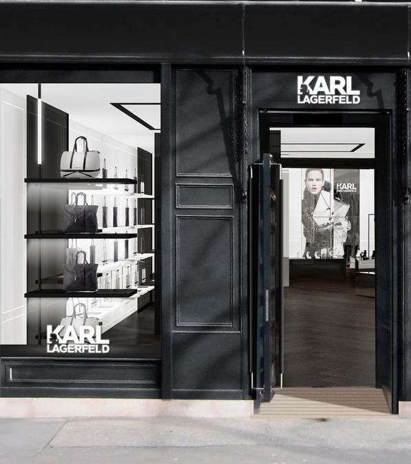 Karl Lagerfeld_Concept_Store_Paris_Quelle_en.pambianconews.com