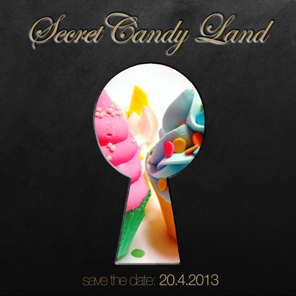 Secret Candy Land_Neni_Party_Flyer