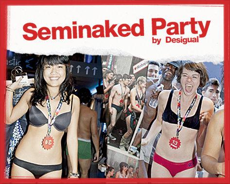 Desigual_Seminaked_Aktion_Wien_Shopping