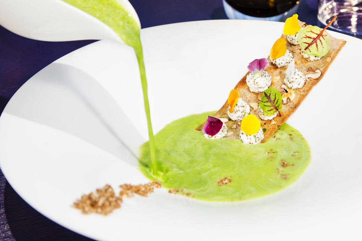 Sans Souci_Restaurant_Mittagsmenu_Wien_Kaltschale