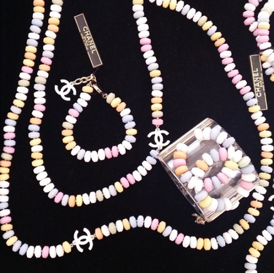 chanel_candy_Necklace