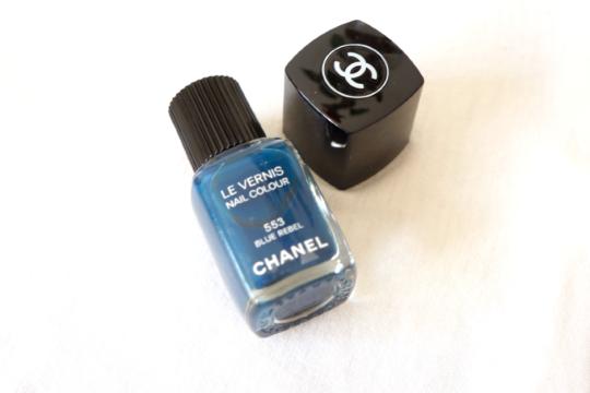 Chanel_Yes Saint Laurent_Nagellack