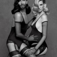 Karl Lagerfeld_Conchita Wurst_CR Fashion Book