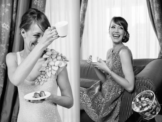 Nespresso_Fotoshoot_Model_Blogger_Mit_Handkuss_Lena Catarina Kratz