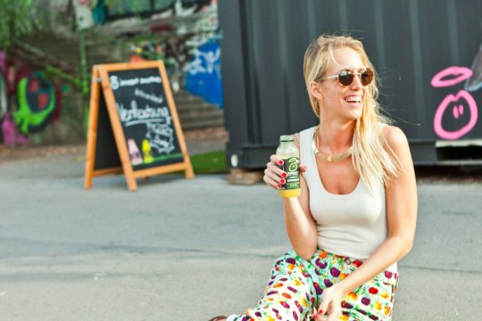 Innocent_Super_Smoothie_Donaukanal_Wien_Fashionblogger_Credit_Elena Handl