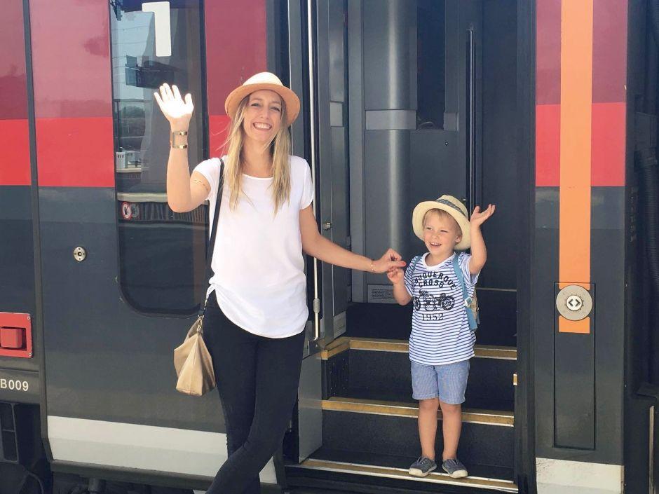 Travelblog_Reisen mit Kind_Mit Handkuss