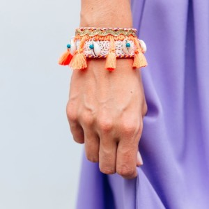 mit Handkuss - Hippie FITS Bracelets
