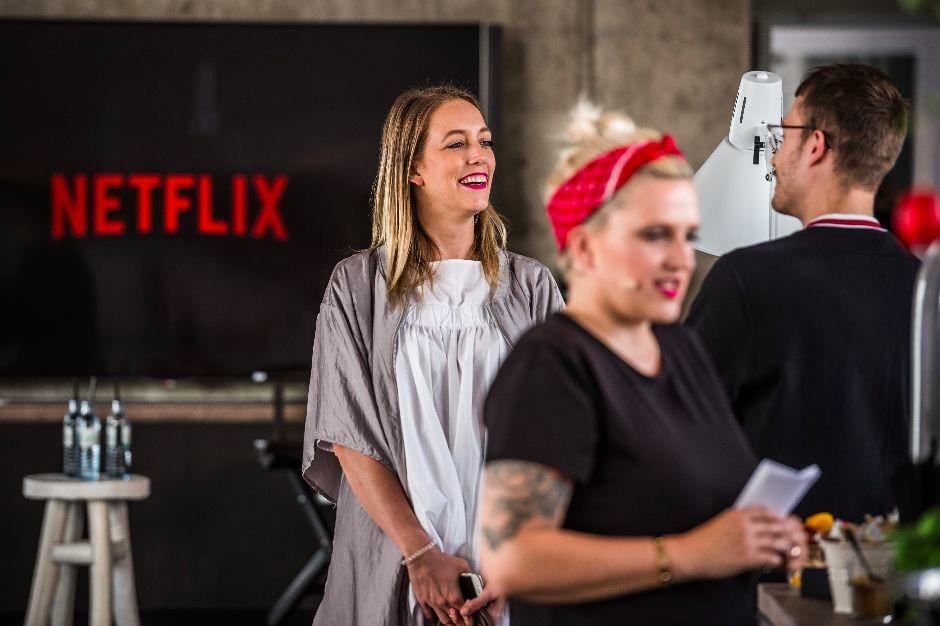 Netflix Oster Blogger Brunch, am 06.04.2017 in Berlin Kreuzberg