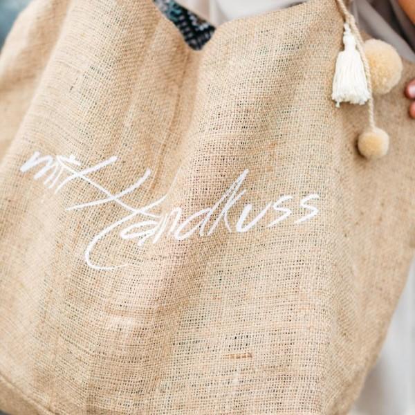 mit Handkuss_Shopper_Bag_Natur_Logo