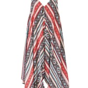 mit Handkuss_Jumpsuit_Hippie Tribal Red